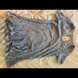 Karlie washed baby doll dress